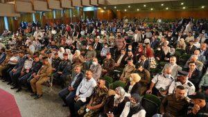 Read more about the article مهرجان اليوم الوظيفي لتكريم المبدعين في مؤسسات الدولة